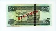 100 Birr, 2003, Äthiopien, Spezimen, I,  66,00 EUR59,50 EUR  +  7,00 EUR shipping