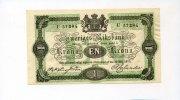 1 Krone/Krona, 1875, Schweden,  I,  195,00 EUR  +  7,00 EUR shipping