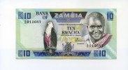 10 Kwacha, (1980), Zambia,  I,  56,00 EUR  +  7,00 EUR shipping