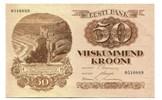 50 Krooni, 1929, Estland,  I,  150,00 EUR139,00 EUR  +  7,00 EUR shipping