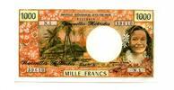 1000 Francs,  Neue Hebriden,  I,  160,00 EUR  +  7,00 EUR shipping