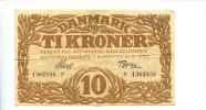 10 Kroner/Kronen, 1928, Dänemark,  III,  70,00 EUR  +  7,00 EUR shipping