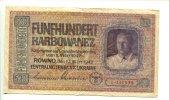 500 Karbowanez, 1942, Deutsches Reich, Zentralnotenbank Ukraine, III,  145,00 EUR