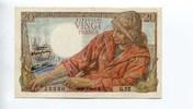 20 Francs 1943, Frankreich,  II,  95,00 EUR79,50 EUR  +  7,00 EUR shipping