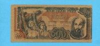 500 Dong, 1949, Vietnam,  II,  70,00 EUR  +  7,00 EUR shipping