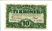 10 Kroner, 1945, Dänemark,  III,  120,00 EUR