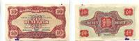 10 Lire, 1944, Jugoslawien/Slovenien, Regionalgeld II Weltkrieg-Bank of... 105,00 EUR  +  7,00 EUR shipping
