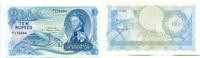 10 Rupees, 1968, Seychellen,  I-,  675,00 EUR  +  17,00 EUR shipping