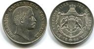 Vereinstaler, 1864, Baden, Friedrich I.1856-1907, vz+,  210,00 EUR  +  7,00 EUR shipping