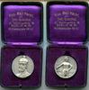 Ag.Medaille 1915 I.Weltkrieg, Auf die Einnahme von Warschau, vz,mattiert  195,00 EUR  +  7,00 EUR shipping