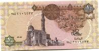 1 Pound 1982 Ägypten,  Unc  224 руб 3,00 EUR  +  523 руб shipping