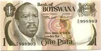 1 Pula 1976 Botswana,  Unc  449 руб 6,00 EUR  +  523 руб shipping