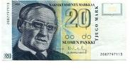20 Markkaa 1993 Finnland,  I-  1346 руб 18,00 EUR  +  523 руб shipping