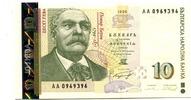 10 Lewa 1999 Bulgarien,  Unc  897 руб 12,00 EUR  +  523 руб shipping