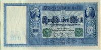 100 Mark 1910 Deutsches Reich,  I  2991 руб 40,00 EUR  +  523 руб shipping