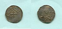 Otto Adelheid Pfennig  Goslar königliche Münzstätte,  ss  85,00 EUR  zzgl. 5,00 EUR Versand