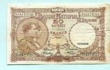 20 Francs 1941 Belgien,  III  7,00 EUR  zzgl. 5,00 EUR Versand