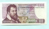 100 Francs 1974 Belgien,  Unc  17,50 EUR  zzgl. 5,00 EUR Versand