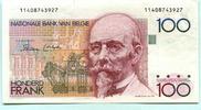 100 Francs (1982-1994) Belgien,  I-II  7,00 EUR  zzgl. 5,00 EUR Versand