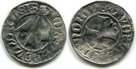 Witten o.J. Pommern-Stralsund, vor den Rezessen 1379, ss  69,00 EUR  zzgl. 5,00 EUR Versand