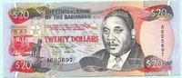 20 Dollars 1974(1993) Bahamas,  II  14426 руб 195,00 EUR  +  518 руб shipping