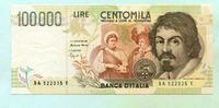 100000 Lire 1994 Italien,  II  3329 руб 45,00 EUR  +  518 руб shipping