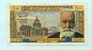 5 Neue Francs 1964 Frankreich,  III-  3329 руб 45,00 EUR  +  518 руб shipping