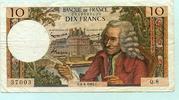10 Francs 1963 Frankreich,  III-  1443 руб 19,50 EUR  +  518 руб shipping