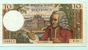 10 Francs 1963 Frankreich,  III  1628 руб 22,00 EUR  +  518 руб shipping
