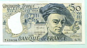 50 Francs 1992 Frankreich,  unc,  2367 руб 32,00 EUR  +  518 руб shipping