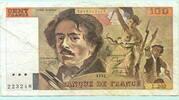 100 Francs 1991 Frankreich,  III,  888 руб 12,00 EUR  +  518 руб shipping