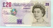 20 Pounds (1999-2003) Großbritannien,  II,  3329 руб 45,00 EUR  +  518 руб shipping