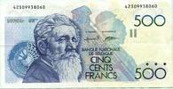 500 Frank (1980-81) Belgien,  III  1443 руб 19,50 EUR  +  518 руб shipping