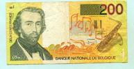 200 Frank (1995) Belgien,  III  1110 руб 15,00 EUR  +  518 руб shipping