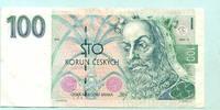 100 Korun/Kronen, 1993 Tschechische Republik,  III  888 руб 12,00 EUR  +  518 руб shipping