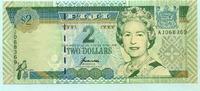 2 Dollars, (1996) Fiji,  I-II  370 руб 5,00 EUR  +  518 руб shipping