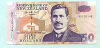 50 Dollars (1992) Neuseeland,  II  4439 руб 60,00 EUR  +  518 руб shipping
