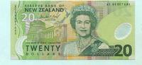20 Dollars (1999) Neuseeland,  II  2182 руб 29,50 EUR  +  518 руб shipping