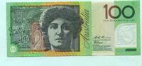 100 Dollars (1996) Australien,  I  14426 руб 195,00 EUR  +  518 руб shipping