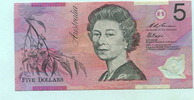 5 Dollars (1995) Australien,  III  703 руб 9,50 EUR  +  518 руб shipping