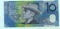 10 Dollars (1997) Australien,  III  1443 руб 19,50 EUR  +  518 руб shipping