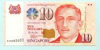 10 Dollars (1999) Singapur,  Unc  888 руб 12,00 EUR  +  518 руб shipping