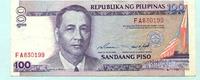 100 Pilipinas (1998) Philippinen  III+  592 руб 8,00 EUR  +  518 руб shipping