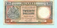 20 Dollars 1990 Hongkong,  III  555 руб 7,50 EUR  +  518 руб shipping