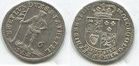 1/6 Taler 1738 Braunschweig Calenber Hannover, Georg II.1727-1760, ss,  48,00 EUR  zzgl. 5,00 EUR Versand