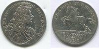 2/3 Taler 1693 Braunschweig Calenberg Hannover, Ernst August 1679-1698,... 145,00 EUR  zzgl. 5,00 EUR Versand