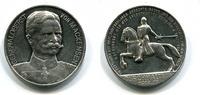 Ag.-Medaille 1915 I.Weltkrieg, Generaloberst von Mackensen, vz  95,00 EUR  zzgl. 5,00 EUR Versand