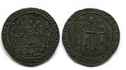 Doppelter Schautaler um 1650 Hamburg, auf die Trauung und Hochzeit von ... 1450,00 EUR kostenloser Versand