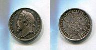 Silber Medaille o.J. Frankreich ~ Napoleon III. - Ministere de L'Instru... 3179 руб 50,00 EUR  +  445 руб shipping