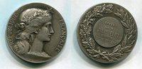 Medaille versilbert o.J. Frankreich ~ Republique Francaise - Offert Par... 2861 руб 45,00 EUR  +  445 руб shipping